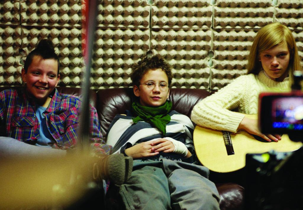 Klara, Bobo und Hedvig