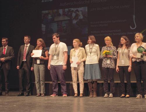 Die Gewinner des Medienkompetenz-Preises 2016