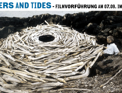 Rivers and Tides – Andy Goldsworthy | Film und Gespräch
