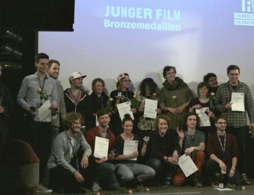Die Preis- und Medaillengewinner vom FiSH 2017
